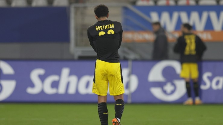 Bundesliga: Borussia Dortmund coraz bardziej odstaje od czołówki