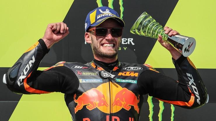 MotoGP: Pierwsza w karierze wygrana Brada Bindera