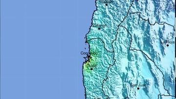 Chile: Trzęsienie ziemi o magnitudzie 6,7. Nie ma zagrożenia tsunami