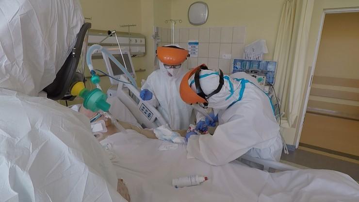Nowe ognisko koronawirusa. Kolejne zakażenia w olsztyńskim szpitalu
