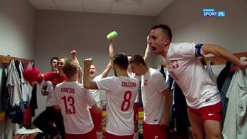 Wielka radość Polaków w szatni! (WIDEO)
