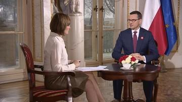 Premier w Polsat News: to będzie wielki Biało-Czerwony Marsz wszystkich Polaków. Zapraszam każdego