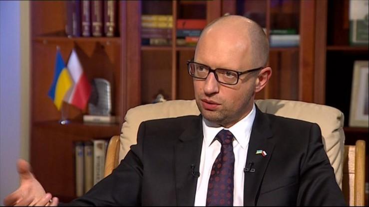 Premier Ukrainy zażegnuje kryzys w rządzie: będziemy dalej walczyć