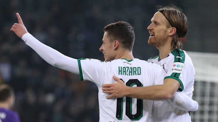 Borussia Moenchengladbach z nowym szkoleniowcem od przyszłego sezonu