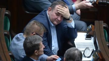 Sejm wyraził zgodę na tymczasowe aresztowanie posła PO Stanisława Gawłowskiego