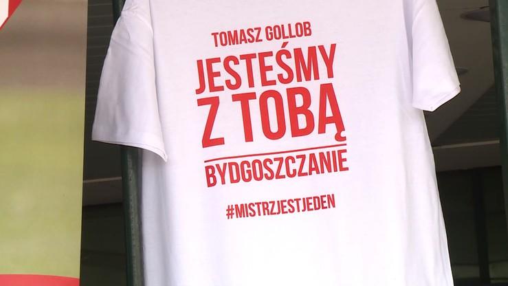 Tomasz Gollob: wsparcie kibiców daje mi siłę