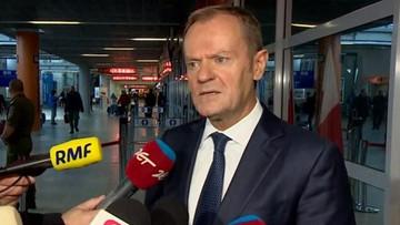 """""""Strategia PiS czy plan Kremla?"""". Ostre słowa Tuska i reakcje polityków"""