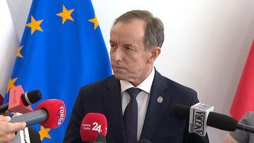 """""""Jesienna strategia nie działa"""". Marszałek Grodzki o epidemii"""