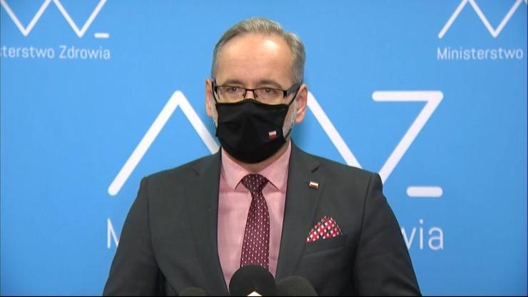 Szczepienia poza kolejką na Uniwersytecie Mikołaja Kopernika. Minister zdrowia zapowiada kontrolę
