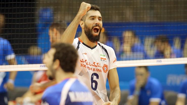Wielkie poświęcenie irańskego siatkarza! Sześć meczów w tydzień