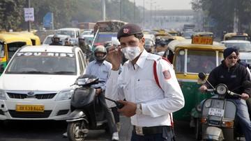 Najbardziej zanieczyszczone miasto świata, New Delhi, łapie oddech. Zakopane wręcz przeciwnie