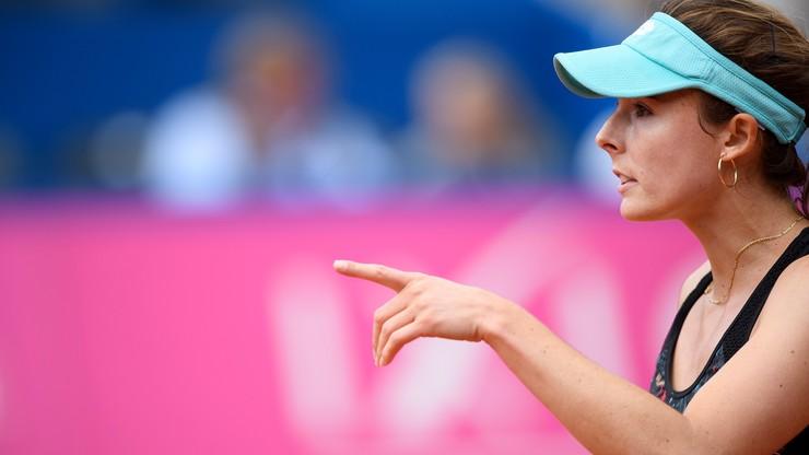 Turniej WTA w Gstaad: Zwycięstwo Cornet w finale