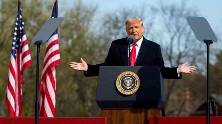 Trump: robimy duży postęp, wygramy wybory