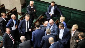 """""""W rynsztoku jest więcej zasad, niż w dzisiejszym Sejmie"""". Opozycja ws. prac nad nowelą ustawy o IPN"""