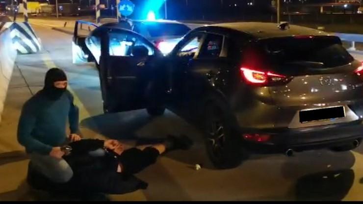 Żołnierz kradł samochody w Niemczech i sprzedawał je w Polsce