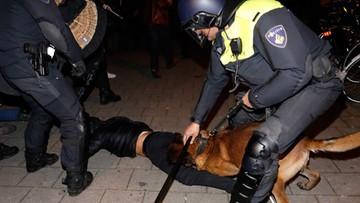 Turecka minister odesłana z Holandii. Policja rozpędziła demonstrację Turków