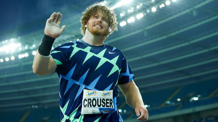 Ryan Crouser pobił rekord świata w pchnięciu kulą