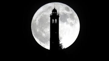 Księżyc, jakiego jeszcze w tym roku nie było