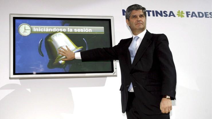 Kolejny były prezydent Realu Madryt zakażony koronawirusem