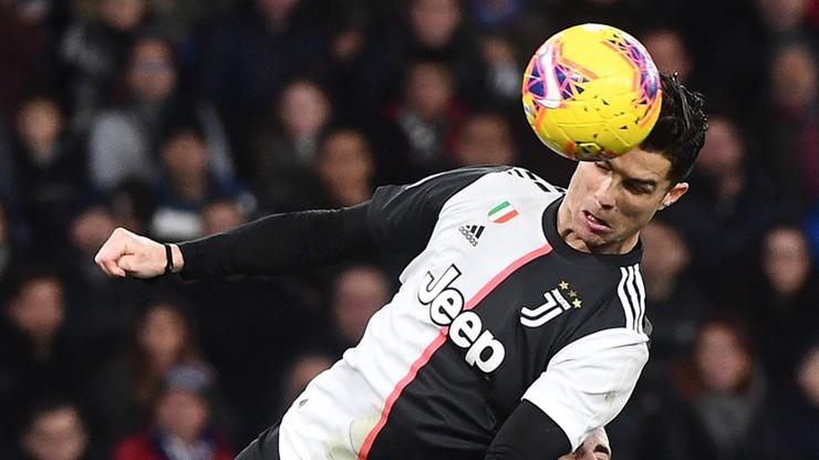 Cały mecz Linettego i porażka Sampdorii z Juventusem