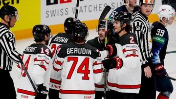 MŚ w hokeju: Kanada w finale