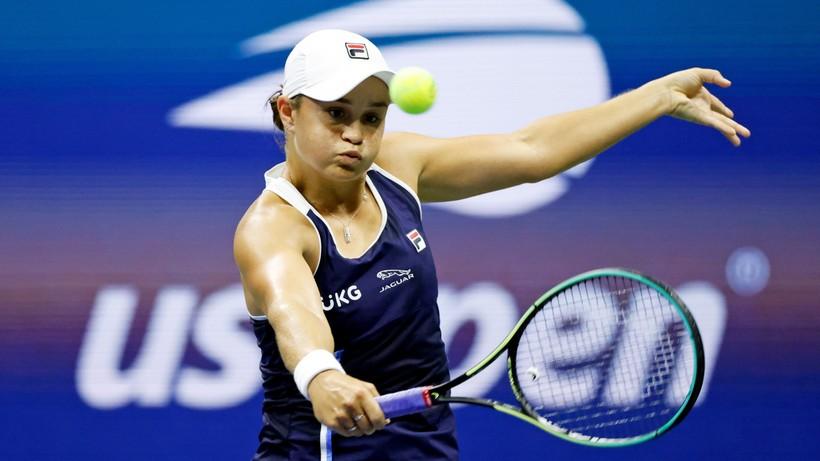 US Open: Ashleigh Barty wyeliminowana w trzeciej rundzie