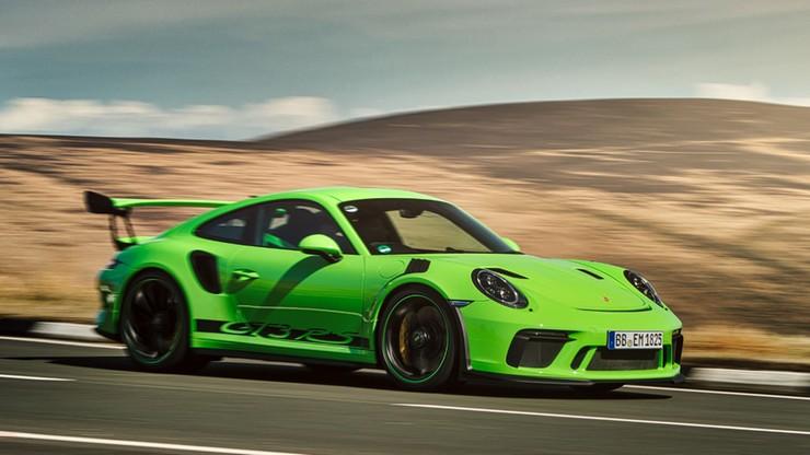 Porsche pierwszym producentem aut na świecie, który zastosuje szkło Gorilla Glass