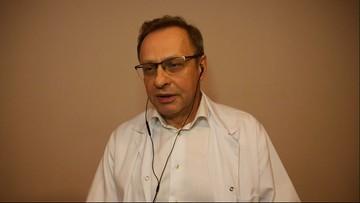 """Dr Bodnar leczy Covid-19 amantadyną. """"Minister zdrowia eksperymentuje na ludziach"""""""