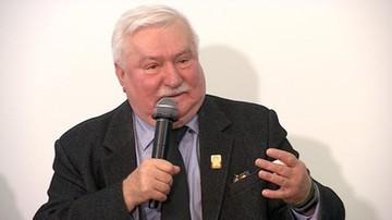 Wałęsa opublikował dokumenty UOP. Sprawa trafiła do prokuratury w Poznaniu