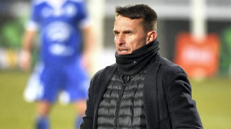 Leszek Ojrzyński skrytykował Radosława Sobolewskiego. Zarzucił mu... nieprofesjonalne podejście