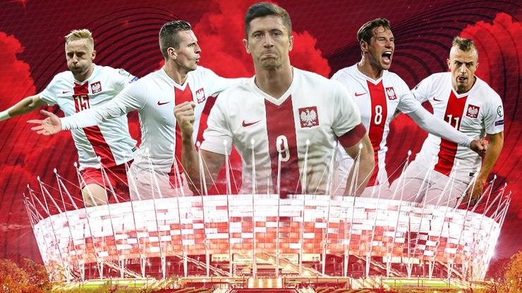 Komplet skrótów biało-czerwonych. Eliminacje Euro 2016 w pigułce!