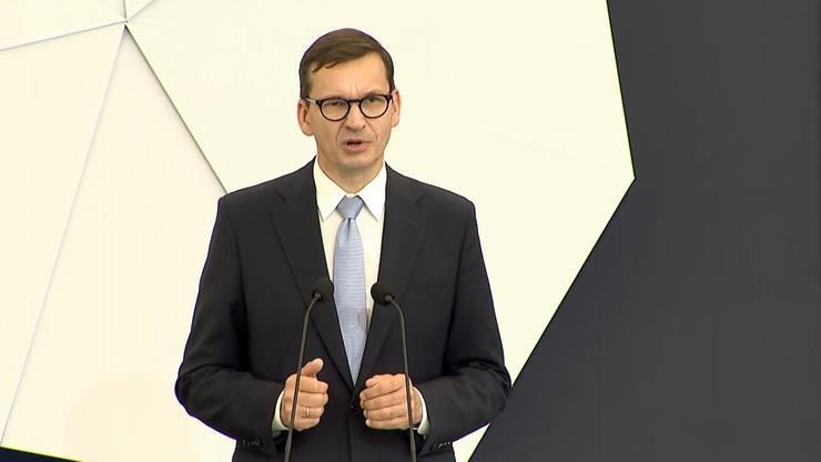 Samorządowy Polski Ład. Premier Mateusz Morawiecki o dofinansowaniu projektów