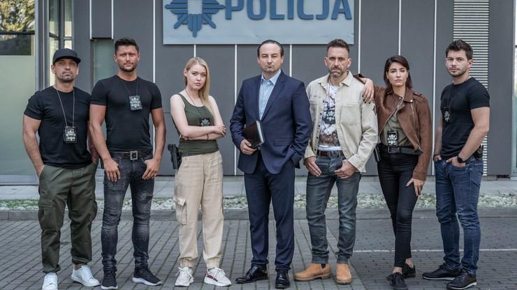 """""""Gliniarze"""" - 10. sezon serialu od 1 marca w Polsacie. Co czeka detektywów?"""