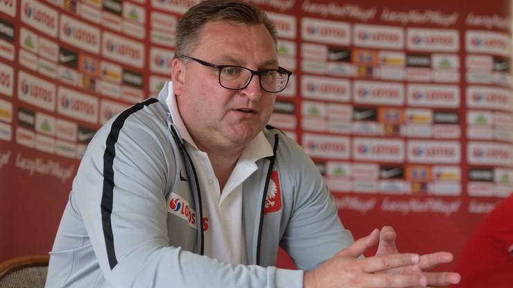 Michniewicz: Nie mam pretensji do zawodników