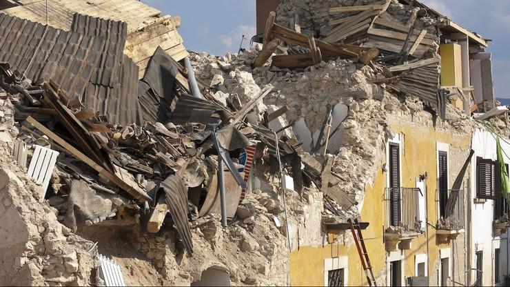 Silne trzęsienie ziemi w Peru