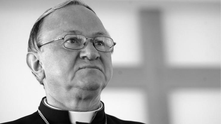 Zmarł arcybiskup Zygmunt Zimowski