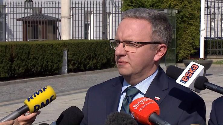 Szczerski: apelujemy o respektowanie założeń porozumienia z Iranem