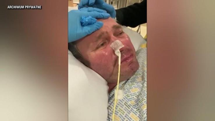 Pogorszył się stan Polaka w szpitalu w Plymouth