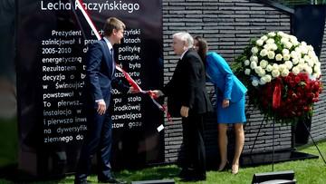 """Lech Kaczyński patronem terminala LNG w Świnoujściu. """"Odrzucał stwierdzenie, że Polska jest jak brzydka panna bez posagu"""""""