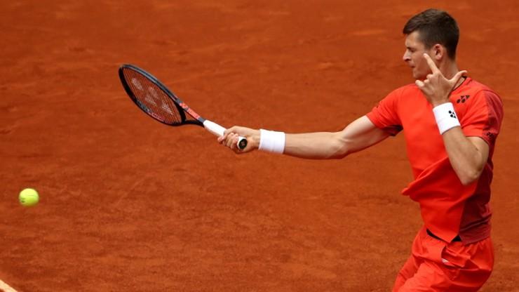 Ranking ATP: Hurkacz znów awansował. Majchrzak blisko Top100