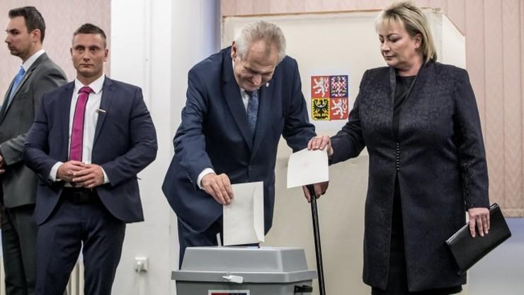 Wysoka frekwencja w pierwszym dniu wyborów prezydenckich w Czechach