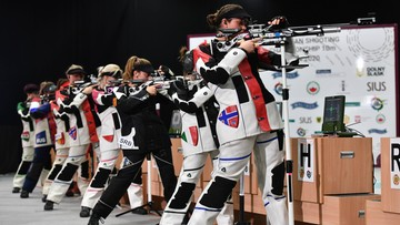 PŚ w strzelectwie: Polki drugie w konkurencji pistoletu i trzecie w karabinie