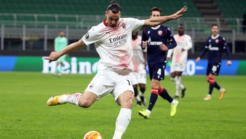 Serie A: Zlatan Ibrahimović kontuzjowany. Może opuścić hitowy mecz