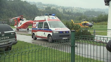 Troje dzieci w ciężkim stanie, są poparzone od pioruna. Raport ze szpitali po burzy nad Tatrami