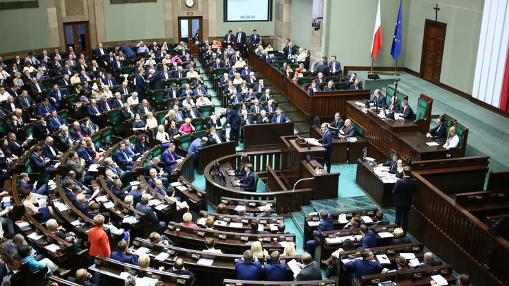 Sejm za absolutorium dla rządu