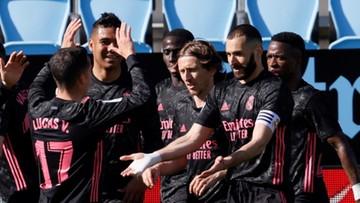 """La Liga: Karim Benzema bohaterem wygranego meczu """"Królewskich"""""""