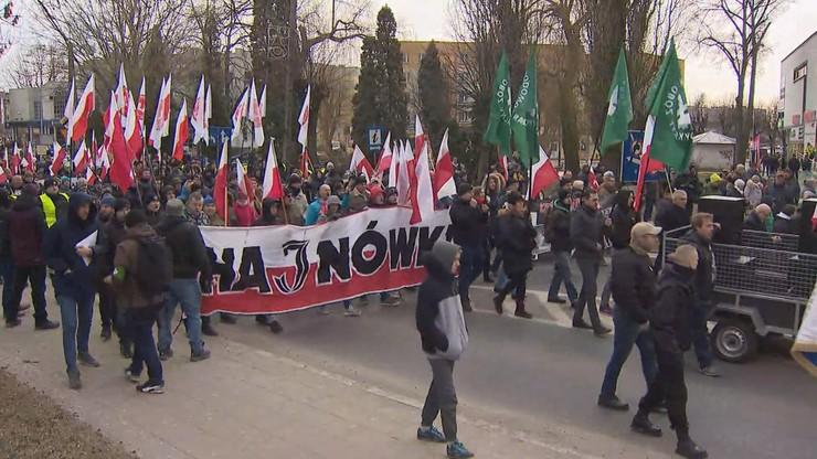 Próbowali zablokować Marsz Pamięci Żołnierzy Wyklętych. Zostali uniewinnieni