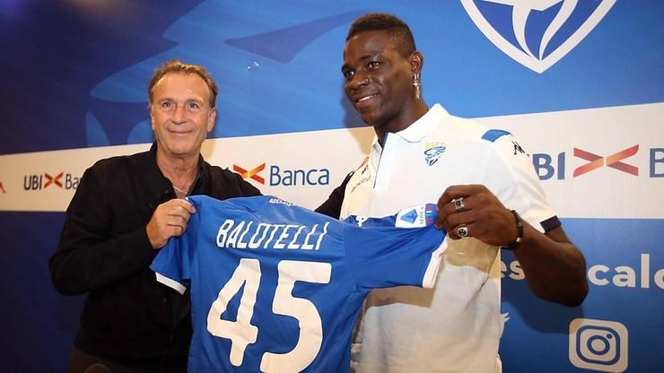 Mario Balotelli w trzecioligowcu. Sensacyjny transfer coraz bliżej