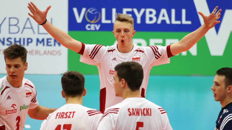 Francja pokonana! Drugie zwycięstwo polskich siatkarzy na mistrzostwach Europy
