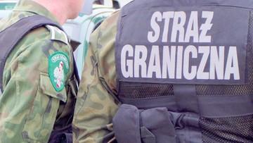 Dwoje Litwinów zatrzymanych na polskiej granicy. Są podejrzani o porwanie 10-latka